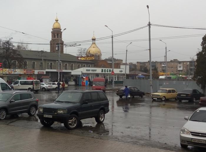 Zugfahrt nach Slowjansk(25.02.2017)